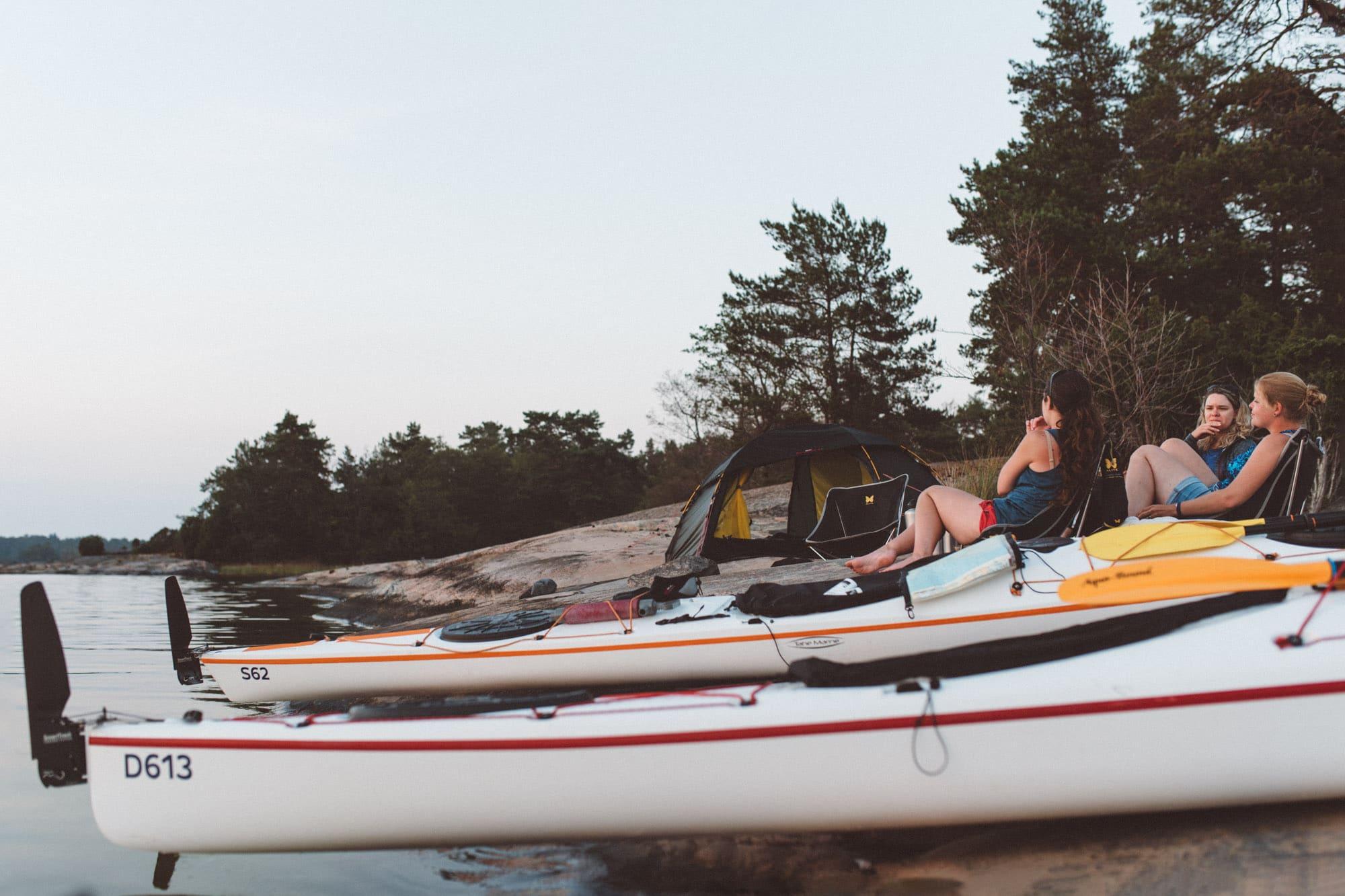 Women's Wilderness Adventure – Do the North – A Scandinavian